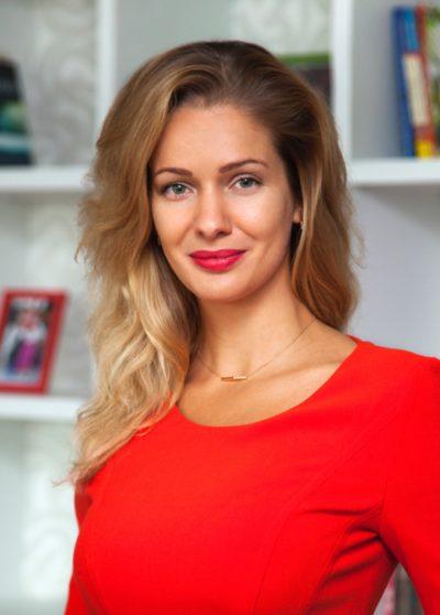Илона Новицкая основатель клуба Global Child магистр психолого-педагогических наук